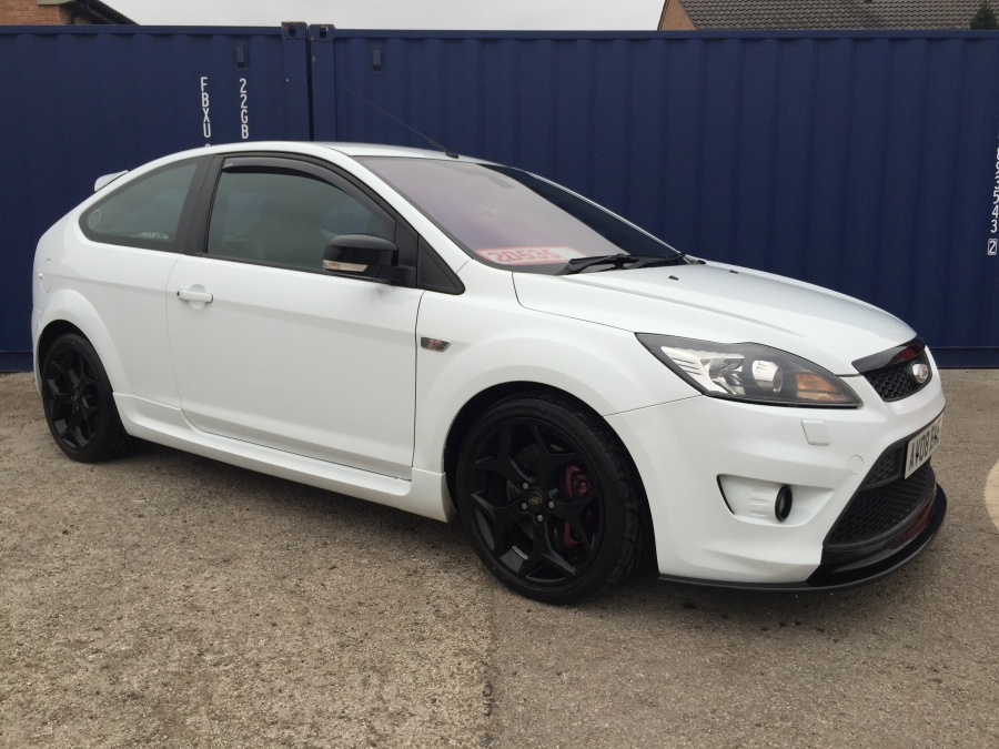 Ford focus st 2008 owners manual uk for Ford focus 2006 interieur