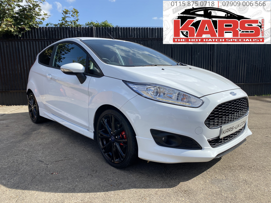 FORD FIESTA ZETEC S ECO BOOST